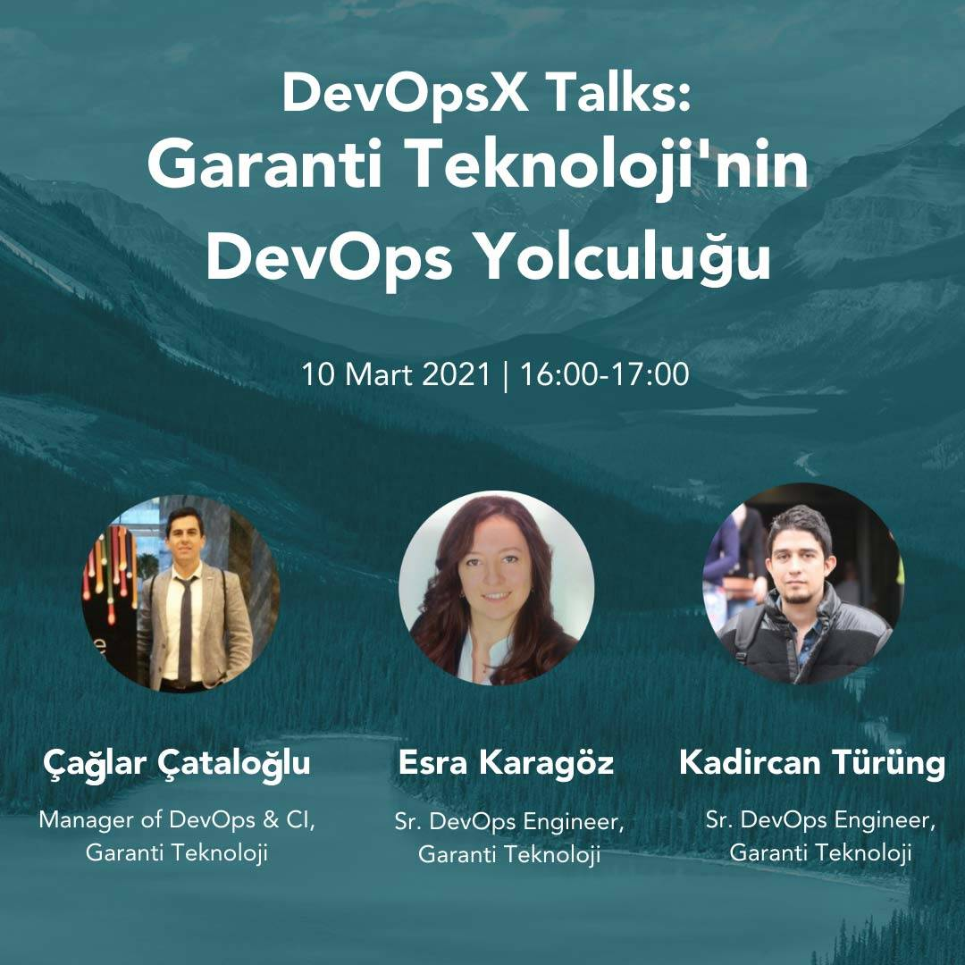 Devopsx_Talks_GarantiTeknolojinin_DevOps_Yolculugu